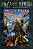 Savage Storm fantasy novel by Tracy Falbe